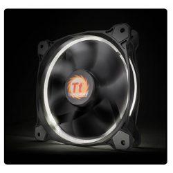 Thermaltake CL-F039-PL14WT-A Riing 14cm Cooler Black/White LED