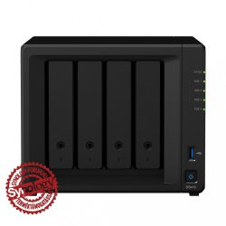Synology NAS DS418 (4 HDD) HU