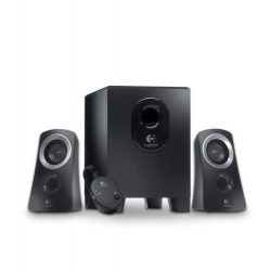 Logitech Z313 2.1 hangszóró Black