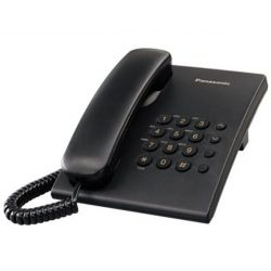 Panasonic KX-TS500HGB vezetékes telefon Black