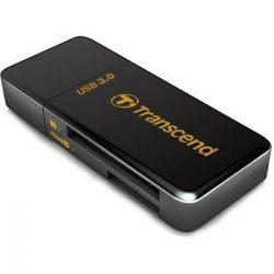 Transcend RDF5 USB3.0 Black
