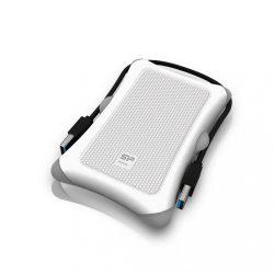 """Silicon Power Armor A30 1TB 2,5"""" USB 3.0 White SP010TBPHDA30S3W"""