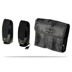 Logitech S-150 2.0 USB hangszóró Black