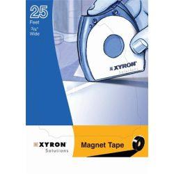 Mágnesszalag, öntapadó, 19 mm x 7 m, adagolóval, XYRON