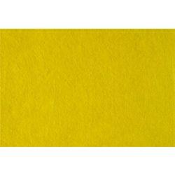 Filc anyag, puha, A4, citromsárga