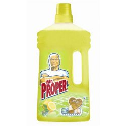 Általános tisztítószer, 1 l, MR PROPER, citrom