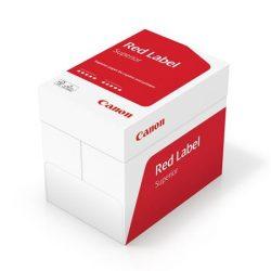 "Másolópapír, A4, 80 g, CANON ""Red Label"""