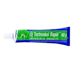 """Ragasztó, folyékony, 60 g, TECHNOKOL """"Rapid"""", zöld"""