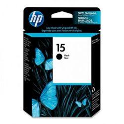 C6615DE Tintapatron DeskJet 810c, 812c, 816 nyomtatókhoz, HP 15, fekete, 25ml