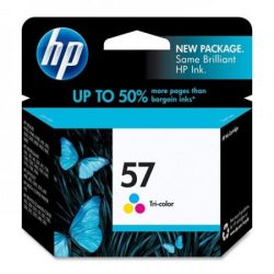 C6657AE Tintapatron DeskJet 450c, 450cb, 5150 nyomtatókhoz, HP 57, színes, 17ml