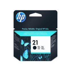 C9351AE Tintapatron DeskJet 3920, 3940, D2300 nyomtatókhoz, HP 21, fekete, 5ml