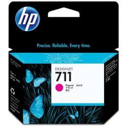 CZ131A Tintapatron DesignJet T120,T520 nyomtatókhoz, HP 711, magenta, 29 ml