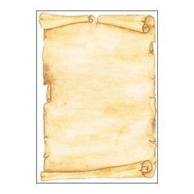 Előnyomott papírok, levélpapírok A4